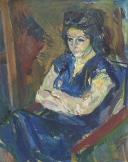 Portrait of Sheyda